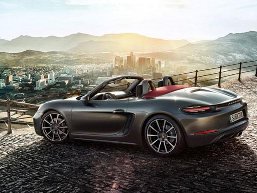 Unser exklusives Leasingangebot für private Kunden: Porsche 718 Boxster